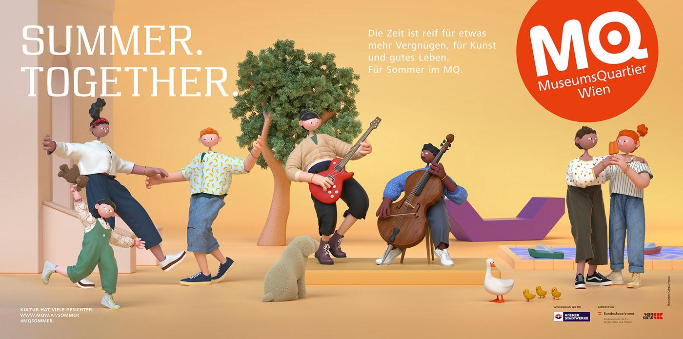MQ Summer Campaign