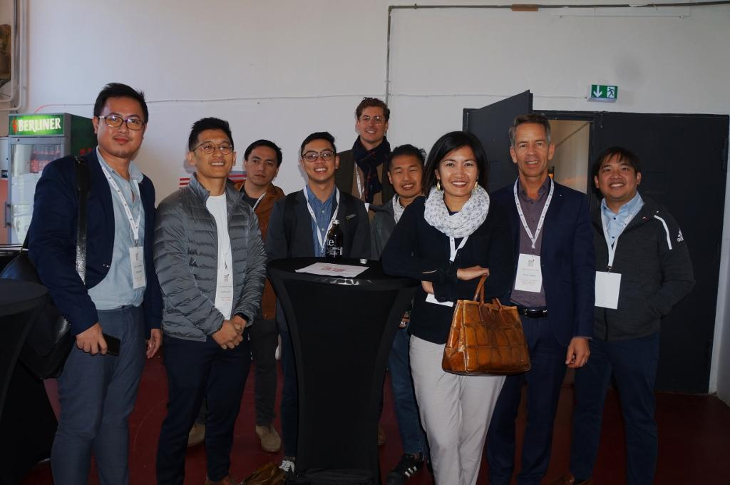 explora ph asia pacific week berlin 2019