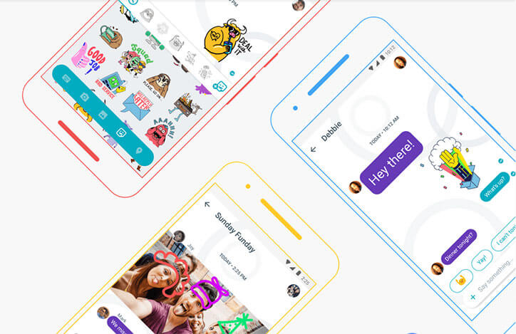 Google Allo: Say More and Do More