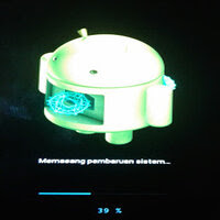 Cara Mudah Upgrade Android Jellybean ke Android Kitkat di Asus Fonepad 7 FE170CG Lewat OTA