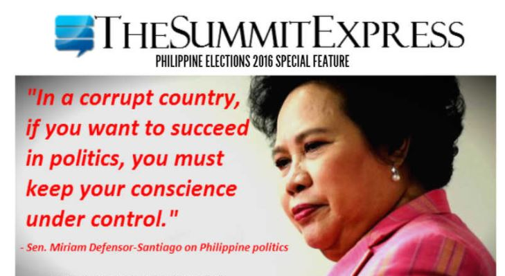 16 things you need to know about Miriam Santiago