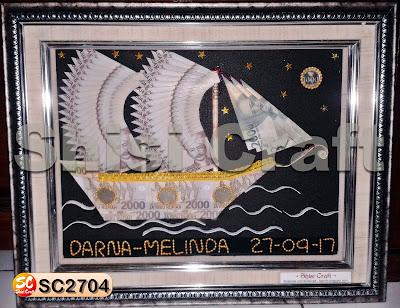 Shisi Craft, Jasa Pembuatan Pigura Mahar Pernikahan Dan Souvenir Di Cirebon