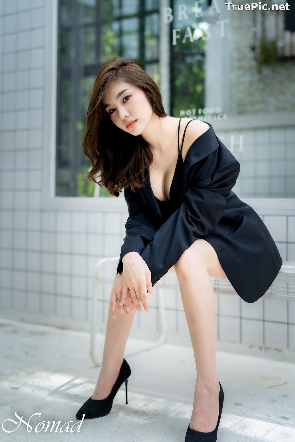 Image Thailand Model - Jarunan Tavepanya - Beautiful In Black and White - TruePic.net - Picture-7
