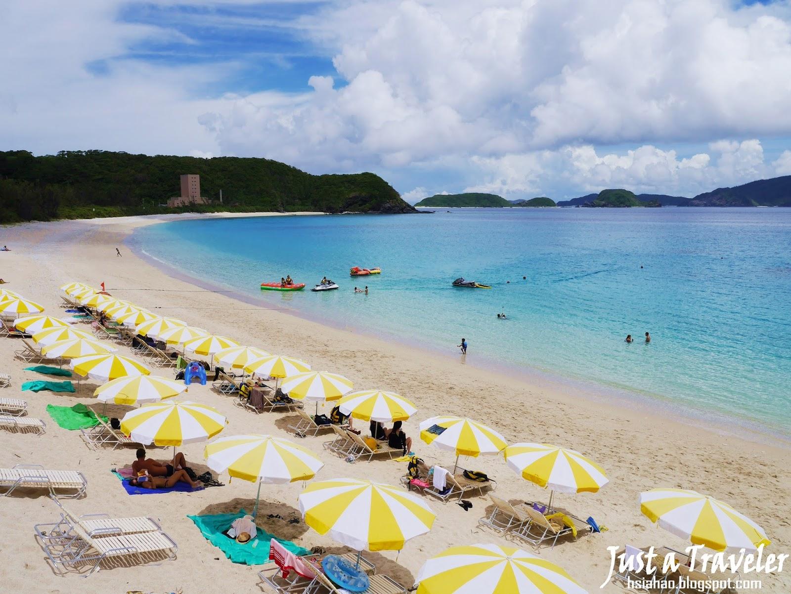 沖繩-海灘-推薦-古座間味海灘-Furuzamami-Beach-古座間味ビーチ-Okinawa-beach-recommendation