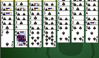 video igrica: Spider Solitaire