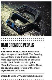 DMR Vault - MTB Flat Platform Pedal - DMR Bikes