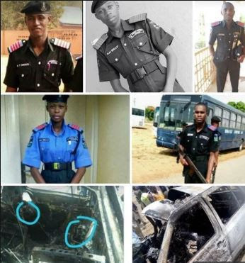 Five Police Cadets On Holidays Die in Accident
