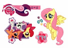 MLP Tattoo Card 12 Series 1 Trading Card