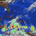 La tormenta Eta gana fuerza, podría llegar a huracán cerca de la costa de Nicaragua.