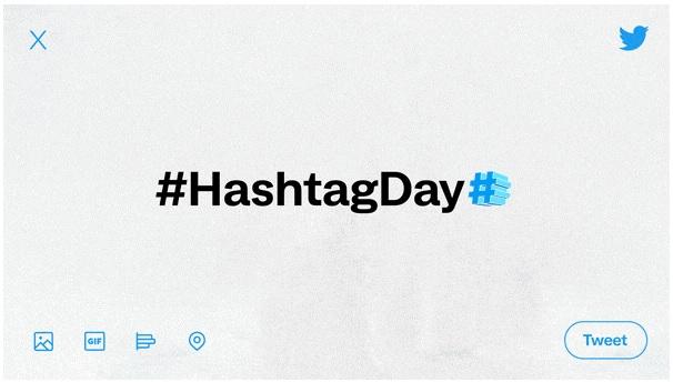 #HashtagDay
