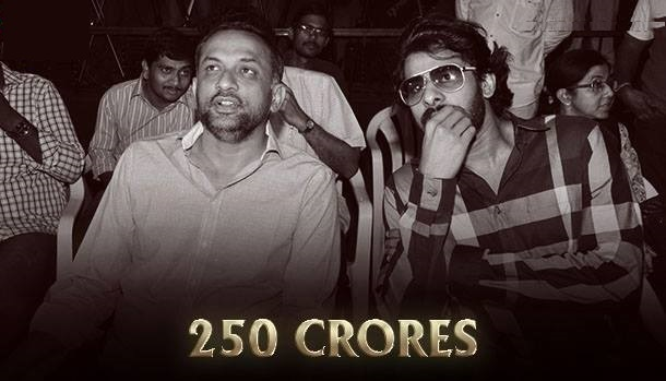 Budget of the two parts of India's costliest motion picture 250 crores