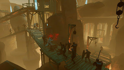 Sacralith The Archers Tale Game Screenshot 19