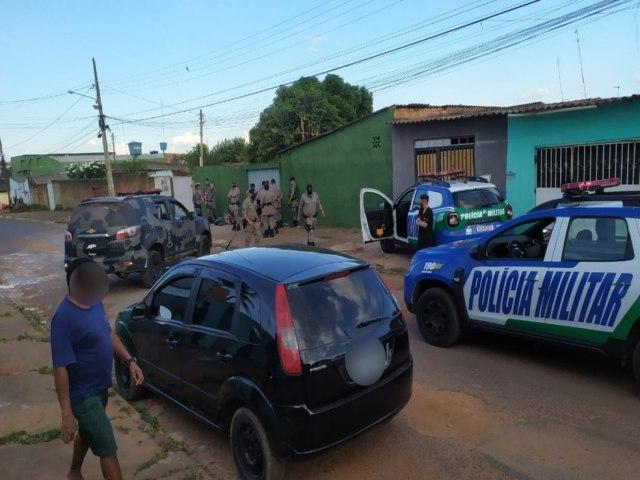 Uma Vendedora foi baleada durante assalto em joalheria de Novo Gama em Goiás