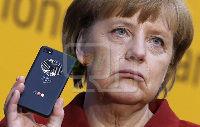 Alemania hackeada: filtrados datos personales de más de 1000 políticos incluyendo Angela Merkel