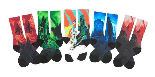Ya puedes comprar calcetines de CHILDREN OF BODOM