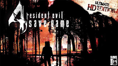 resident evil 4 ultimate hd edition save file