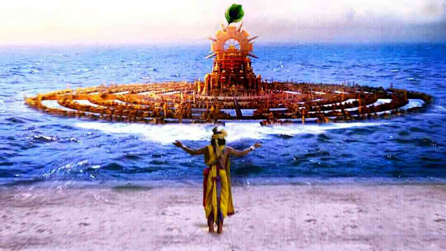Radha Krishna Serial : 15 jan in English