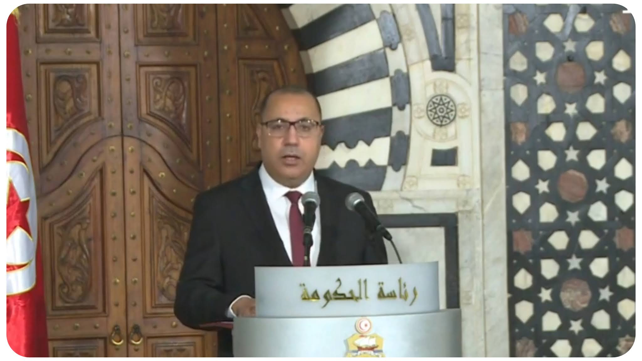 بالفيديو هشام المشيشي:مانيش مستعد باش نخاطر باقتصاد لبلاد... الحجر الصحي الشامل غير مطروح علميا وغير ممكن اقتصاديا واجتماعيا