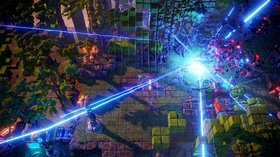 Nex Machina Torrent Imagem