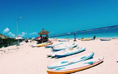 Pantai Pandawa Sumber poto : initempatwisata.com
