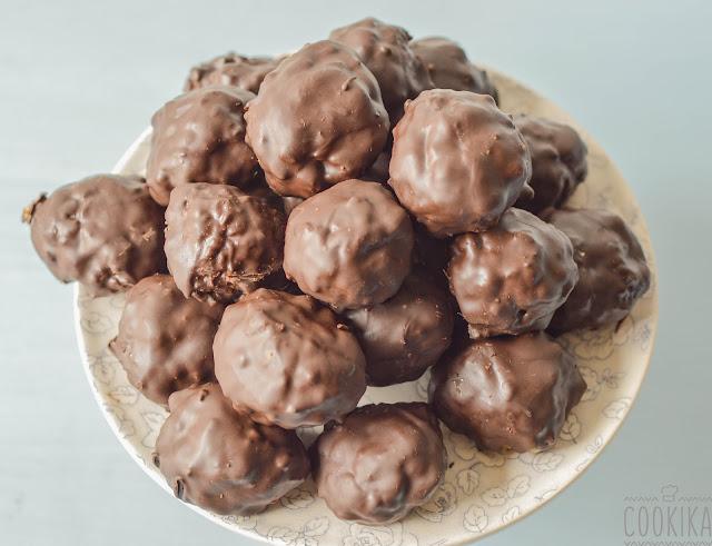 Σοκολατάκια Βρώμης