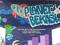 Mural Kota Bekasi yang Kreatif dan Indah