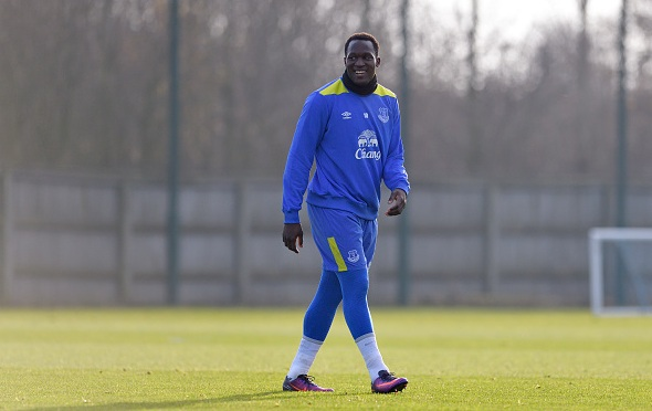 Romelu Lukaku set to pen new Everton deal