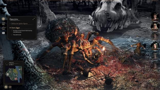 Gord's dark adventure