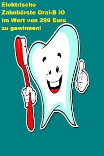 Elektrische Zahnbürste zu gewinnen