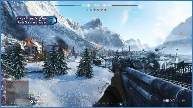 تحميل لعبة BattleField V باتلفيلد 5 للكمبيوتر من ميديا فاير