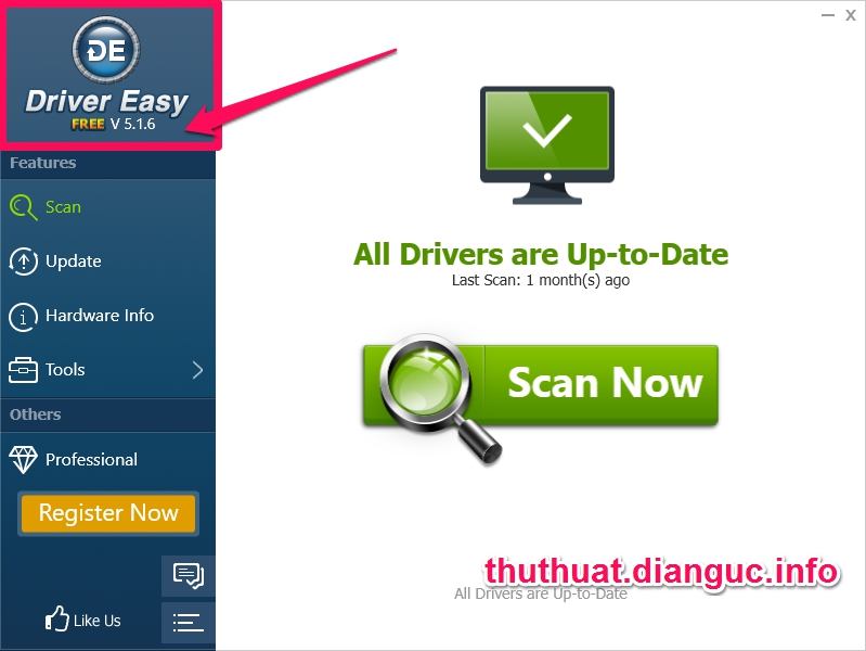 Download DriverEasy 5.1.6.18378 full key