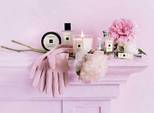 Jo Malone Peony & Blush Suede, Jo Malone London, Fragrance, Scented Candle,