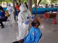 KKP Denpasar Ketat Awasi Pintu Masuk Bali, 24 Penumpang Dari Jawa Timur Terdeteksi Positif Antigen Covid-19