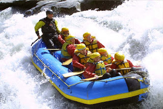 Outbound Rafting