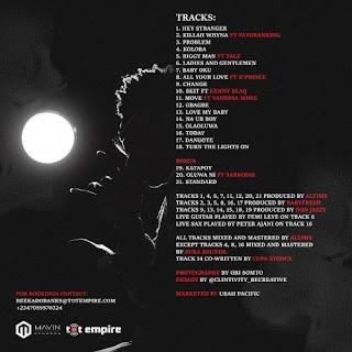 10+ Hit tracks from Reekado Banks [Man crush]