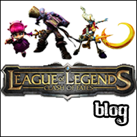 League of Legends blog
