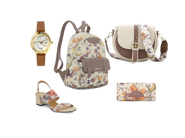 floral print, floral print fashion item, floral print products, mix & match with floral print sophie paris, mix and match, mix & match wardrobe, How to mix and match, floral print style, wear floral print, floral print is, floral print wallet, floral print bags, floral print sandal, floral print backpack
