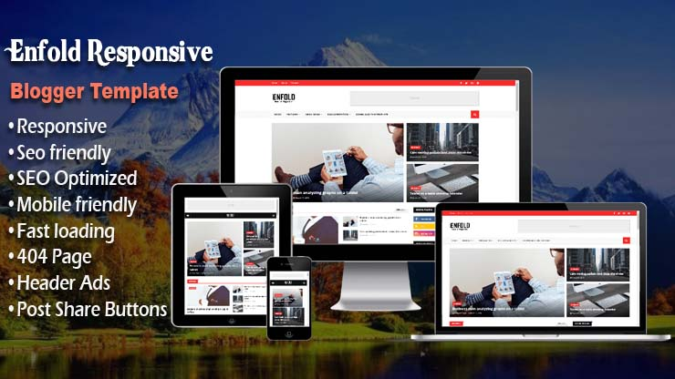 Viral Go'song Responsive Blogger Template