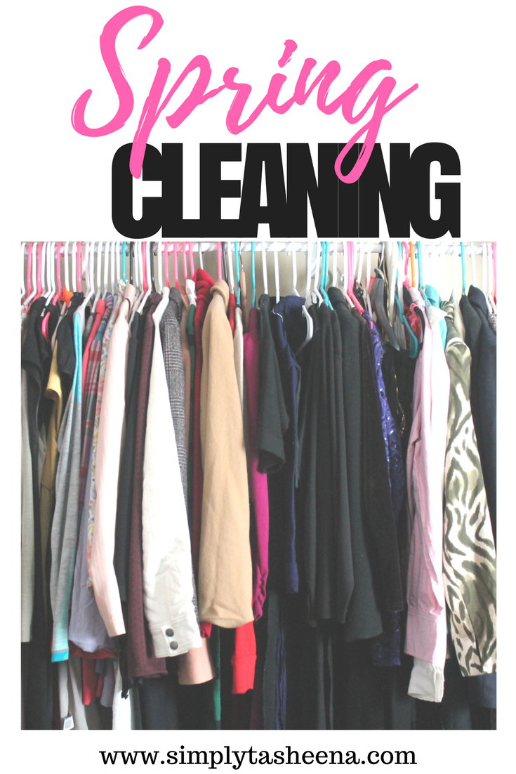 Spring Cleaning My Closet and Making Cash - Simply Tasheena