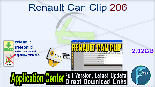 Renault Can Clip 206 _ ZcTeam.id