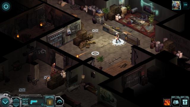 Shadowrun Returns PC Games Gameplay