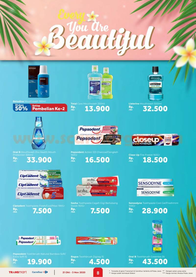 Katalog Promo Carrefour 21 Oktober - 3 November 2020 8