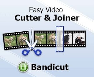 برنامج قص ودمج الفيديوهات Bandicut احدث اصدار