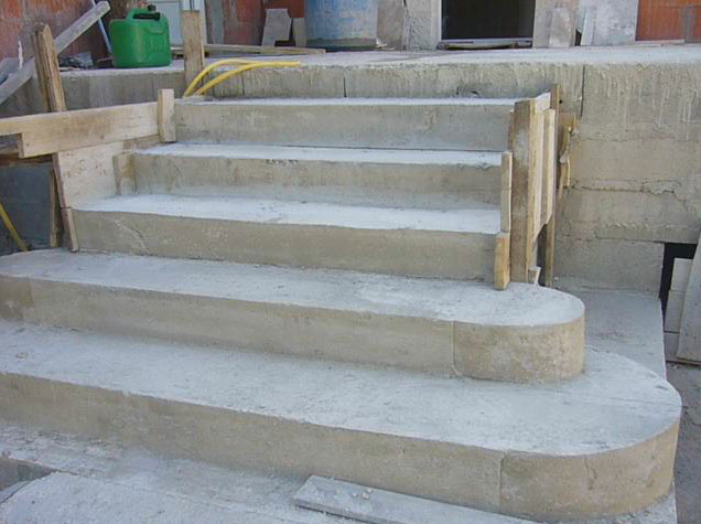 fabriquer un escalier en fer