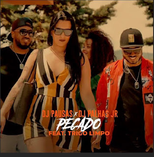 DJ Pausas & DJ Palhas Jr Feat. Trigo Limpo - Pecado