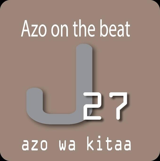 AUDIO | DJ AZO - AMAPIANO BEAT LA SINGELI | DOWNLOAD NOW