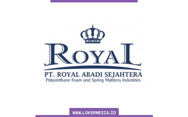 Lowongan Kerja Terbaru PT Royal Abadi Sejahtera Bandung Agustus  SUMSEL LOKER: Lowongan Kerja Terbaru Royal Abadi Sejahtera Bandung Agustus 2021