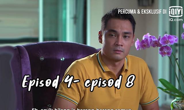 Drama Cukup Derita Itu Episod 4 - Episod 8