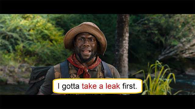 Arti Take a Leak