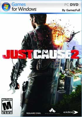 Just Cause 2 Complete PC [Full] Español [MEGA]